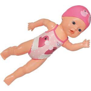 Baby Born Dukke - Min Første Svømmepige Babydukke - 30 Cm