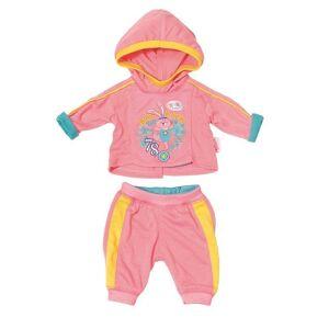 Baby Born - Dukketøj - Sporty - Pink