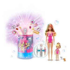 Barbie - Color Reveal - Slumber Party