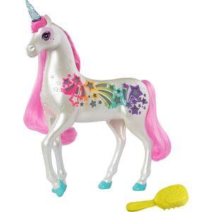 Barbie Dreamtopia - Enhjørning Figur Med Magisk Børste