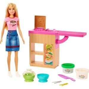 Barbie Dukke - Noodle Maker Legesæt