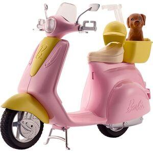 Barbie Scooter - Lyserød