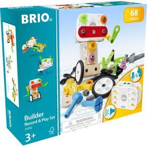 Brio - Builder Byggesæt I 68 Dele - 34592