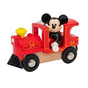 Brio - Mickey Mouse Og Lokomotiv Tog - 32282