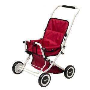 Brio - Dukke Klapvogn - Rød