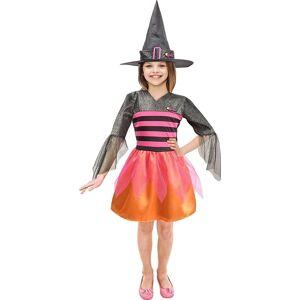 Barbie Hekse Kostume - Barbie - 4-5 år