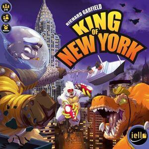 King Of New York - Brætspil - Dk/no