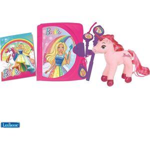 Barbie Dagbog Med Lås Og Bamse - Lexibook