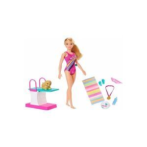 Barbie GHK23, Flerfarvet, Fashion doll, Hunstik, Pige, 3 År, 292,1 mm