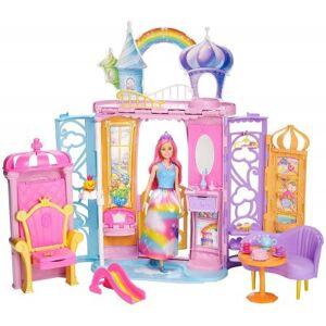 Barbie Dreamtopia slot med dukke