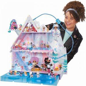 Amo Toys L.O.L. Overraskelse! Vinter Disco Chalet i træ