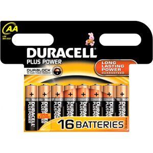 AA Plus Power 16 stk Batterier