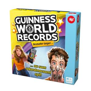 Alga Guinness World Records Dk