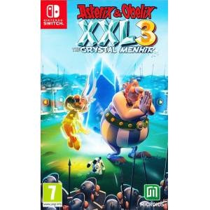 Nintendo Asterix & Obelix XXL 3: The Crystal Menhir