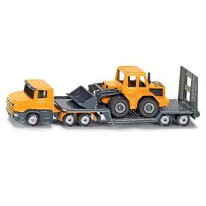 Lastbil med rendegraver