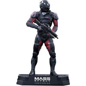 Scott Mass Effect Andromeda Figur Scott Ryder 18 cm Action Figure