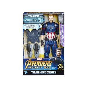 Marvel Avengers Titan Hero Power Pack Captain America