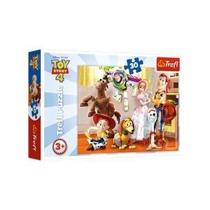 Trefl Puslespill 30 Deler Toy Story 4 Ready To Play