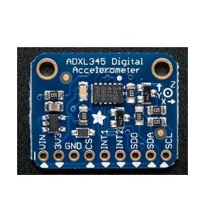 Axis Adafruit ADXL345 Triple-Axis Accelerometer (+-2g/4g/8g/16g)  akselerometer akser
