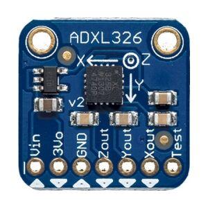 Axis Adafruit - ADXL326 - Triple-Axis Accelerometer (+-16g analo akselerometer utgang