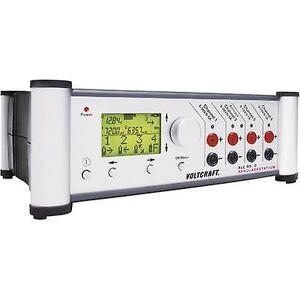 VOLTCRAFT ALC 8500 ekspert batterilading stasjon med en kabel loomCharging stasjon, chargerALC 8500 ekspert forNiCd, NiMH, Li-ion, LiPolymer, LiFeP...