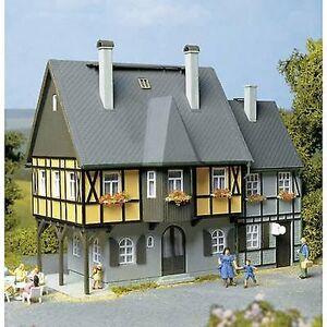 Auhagen 12343 H0, TT huset Bahnhofstr. 1