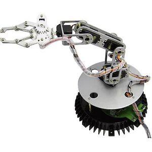 ARexx RA1-PRO metallisk robotarm
