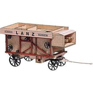 Busch 59902 H0 Lanz treske maskin