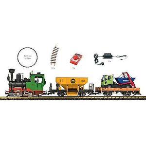 LGB 70403 IIm Steam engine Startsett