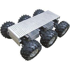 ARexx JSR-6WD All-wheel-terreng robot plattform