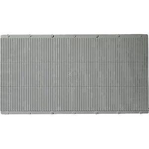 Auhagen 52433 H0, TT plast ark grå (L x W) 200 mm x 100 mm plast
