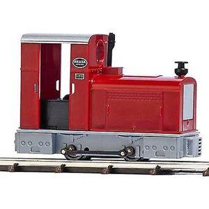 Busch Feldbahn 12131 H0f militære tog motor Deutz OMZ122F