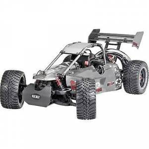 Reely karbon Fighter III 1:6 RC modell bil bensin Buggy RWD RtR 2,4 GHz