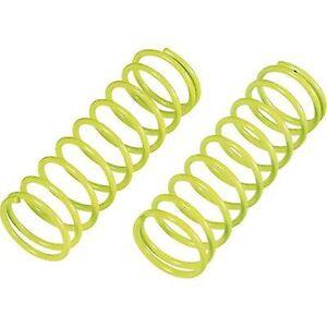 Reely 1:8 støtdemper tuning våren Medium Neon gul 58 mm 2 eller flere PCer
