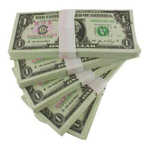 eStore Lekepenger-1 amerikanske dollar (100 sedler)