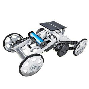 eStore Klatring firehjulsdrift lekebil med solceller