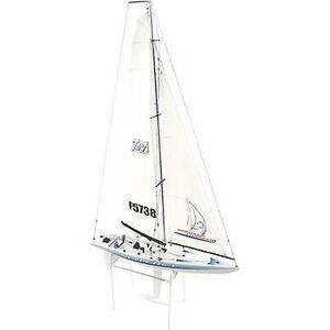 T2M Sea Cret RC modell seilbåt Kit 914 mm