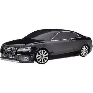 Reely 1428994 1:10 bil kroppen Audi S5 Coupe 200 mm malt, kutt, innredet