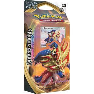 Pokémon Pokemon Sword & Shield Rebel Clash Zamazenta Theme Deck Samlekort 60 Pc