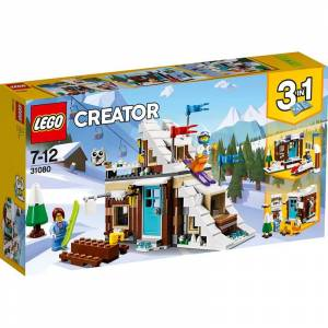 Lego Creator 31080 LEGO® Creator Modular Winter Vacation One Size