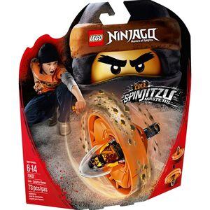 Lego NINJAGO 70637 LEGO® NINJAGO® Cole – spinjitzumester One Size