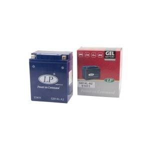 Gilera Landport Batteri (14000 mAh, Originalt) passende for Gilera RC 600 CX