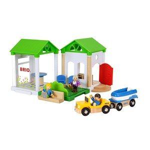 BRIO BRIO World - 33953 Sommerhus 3 - 8 years