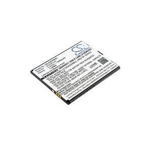 Archos 50 Platinum 4G batteri (2000 mAh, Sort)