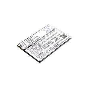 Archos 64 Xenon batteri (3400 mAh, Sort)