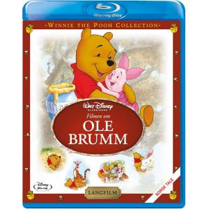 Disney Filmen Om Ole Brumm Blu-Ray