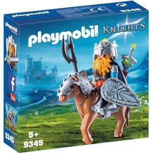 Playmobil 9345 Dverg Med Stridhest