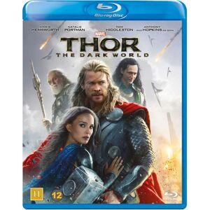 Marvel Thor 2 The Dark World Blu-Ray