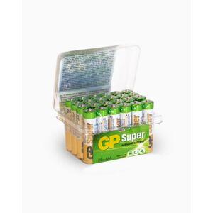 GP Batteries Super Alkaline AAA-batteri, 24-pack