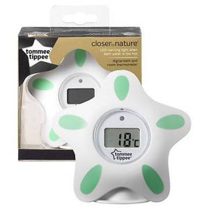 Tommee Tippee Bad & Rom Termometer